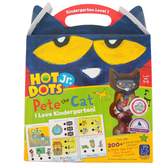 Educational Insights, Hot Dots Jr. Pete the Cat I Love Kindergarten! Set, Ages 5-6