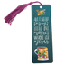 Salt & Light, All I Need Today is Coffee and Jesus Tassel Bookmark, 2 1/4 x 7 inches