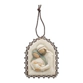 Willow Tree, Holy Family Ornament