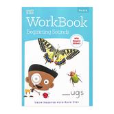 Retail Centric Marketing, Step Up Kids Beginning Sounds Workbook, Paperback, Grade Pre K-K