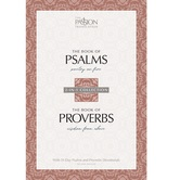 TPT The Psalms: Poetry on Fire and Proverbs: Wisdom from Above, 2-in-1, Paperback