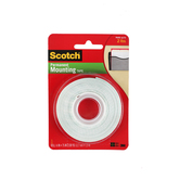 Scotch, Permanent Mounting Tape, 75 inches