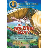 The Jim Elliot Story, The Torchlighters Heroes of the Faith Series, DVD