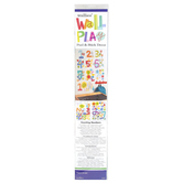 Wallies®, Counting Numbers Vinyl Decals, Assorted Sizes and Colors, 65 Pieces
