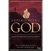 Experiencing God Member Book: God's Invitation To Young Adults, by Henry Blackaby, Paperback