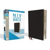 NIV Thinline Bible, Bonded Leather, Multiple Colors Available