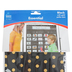Carson-Dellosa, Essential Gold Polka Dot Pocket Chart, 31