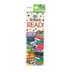 Color Me Brilliant Collection, Be Brilliant READ Bookmarks, 2 x 6 Inches, Multi-Colored, Pack of 36