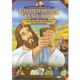 Greatest Heroes and Legends of the Bible, The Last Supper, Crucifixion and Resurrection, DVD