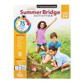 Carson-Dellosa, Summer Bridge Activities Workbook, Paperback, 160 Pages, Grades 3-4