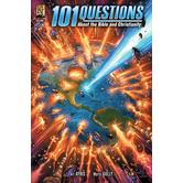 101 Questions About The Bible and Christianity: Volume 2, by Art Ayris and Mario Gully, Comicbook