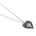 H.J. Sherman, Angel Wings with Cross, Women's Necklace, Sterling Silver, 18 inches