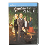 Signed, Sealed and Delivered, Hallmark Channel Series, DVD