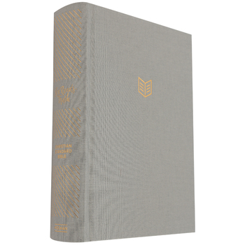 CSB She Reads Truth Bible, Hardcover, Gray Linen
