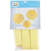 Bright Ideas, Tissue Party Pom Poms, Yellow, 3 count