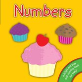 Numbers, Bright Beginnings Series, by Nick Ackland, Board Book