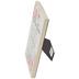 Dexsa, Broken Chain Tabletop or Wall Plaque, Wood, 6 x 9 inches