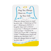 Blue Mountain Arts, May You Always Have an Angel by Your Side Wallet Card, 2 x 3 1/4 inches