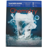 Master Books, Chemistry The Study of Matter from a Christian Worldview Teacher Guide, Grades 10-12