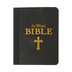 Renewing Minds, The Mini Bible, Black, Paperback, 2 x 2.5 Inches, 75 Pages