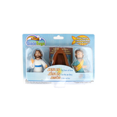 Cactus Game Design Inc., Jesus Walks on the Water, Ages 3 Years and Older, 3 Inches, 3 Pieces
