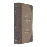 KJV Reference Bible, Giant Print, Imitation Leather, Multiple Colors Available