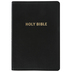 NASB Giant Print Handy-Size Reference Bible, Bonded Leather, Black