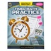 Teacher Created Resources, Minutes to Mastery Timed Math Practice Grade 4, Paperback, 112 Pages