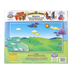Little Folk Visuals, Meadow Flannel Board & Ocean Overlays, 14 x 25 Inches