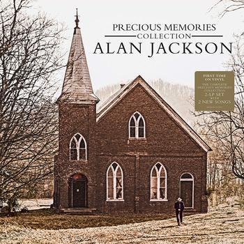 Precious Memories Collection, by Alan Jackson, Vinyl Record
