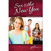 Sex & the New You: For Girls Ages 12-14 - Learning About Sex, Book 4, by Rich Bimler