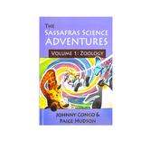 The Sassafras Science Adventures Volume 1: Zoology, Paperback, Grades K-5