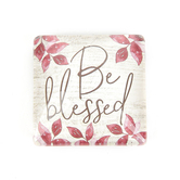 Christian Brands, Be Blessed Magnet, 2 x 2 Inches