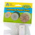 Teacher Created Resources, Home Sweet Classroom Hanging Paper Fans, Multi-Colored, Set of 3