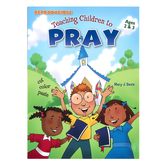 RoseKidz, Teaching Children To Pray Activity Book, Reproducible, Paperback, 96 Pages, Ages 2-3
