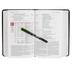 NIV Life Application Study Bible, Personal Size, Bonded Leather, Black