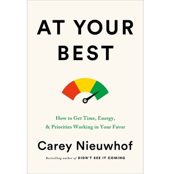 Pre-buy, At Your Best, by Carey Nieuwhof, Hardcover
