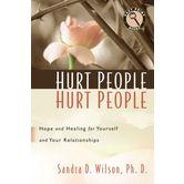 Hurt People Hurt People, by Sandra Wilson, Paperback