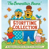 The Berenstain Bears' Storytime Collection, by Jan Berenstain & Stan Berenstain, Hardcover