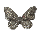 Dicksons, Mom Butterfly Lapel Pin, Zinc Alloy, 3/4 x 5/8 inches