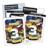 BJU Press, Science 3 Complete Subject Kit, 5th Edition, Box Set, Grade 3