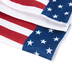 Pavilion Gift, America Strong Tea Towel Gift Set, Polyester Microfiber, 19 3/4 x 27 1/2 inches, Set of 2