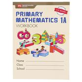 Singapore Math Primary Math Workbook 1A US Edition, Grade 1