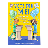 Barron's, Vote for Me: How Governments and Elections Work Around the World, 64-Pages, Grades 3-7
