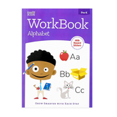Retail Centric Marketing, Step Up Kids Alphabet Workbook, Paperback, Grade Pre K