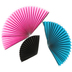 Teacher Created Resources, Confetti Hanging Paper Fans, Multi-Colored, Set of 3