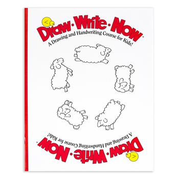 Draw Write Now Workbook, Grades K-3