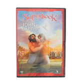 Superbook, John the Baptist, DVD