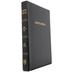 RVR 1960 Reference Spanish Bible, Super Giant Print, Imitation Leather, Black