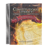 Constitutional Literacy Workbook, by Michael Farris, Spiral, 349 Pages, Grades 9-12